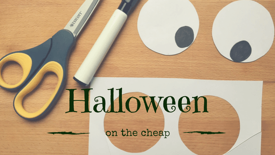 Halloween inspiration on the cheap