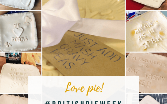 British Pie Week 6-12th March