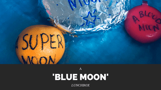 A 'Blue Moon' lunchbox