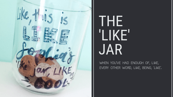 The 'LIKE' jar